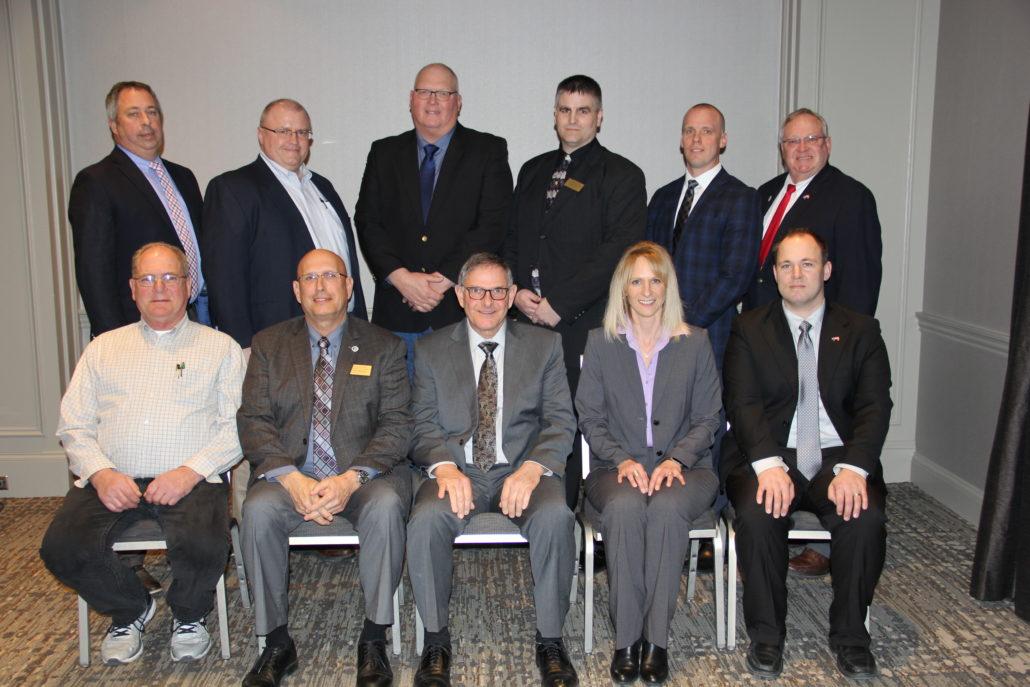 2019-2020 Executive Board
