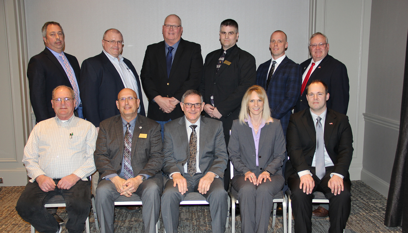 Meet the 2019 MPPA Executive Board
