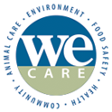 We Care: Environment, Food Safety, Health, Community, Animal Care